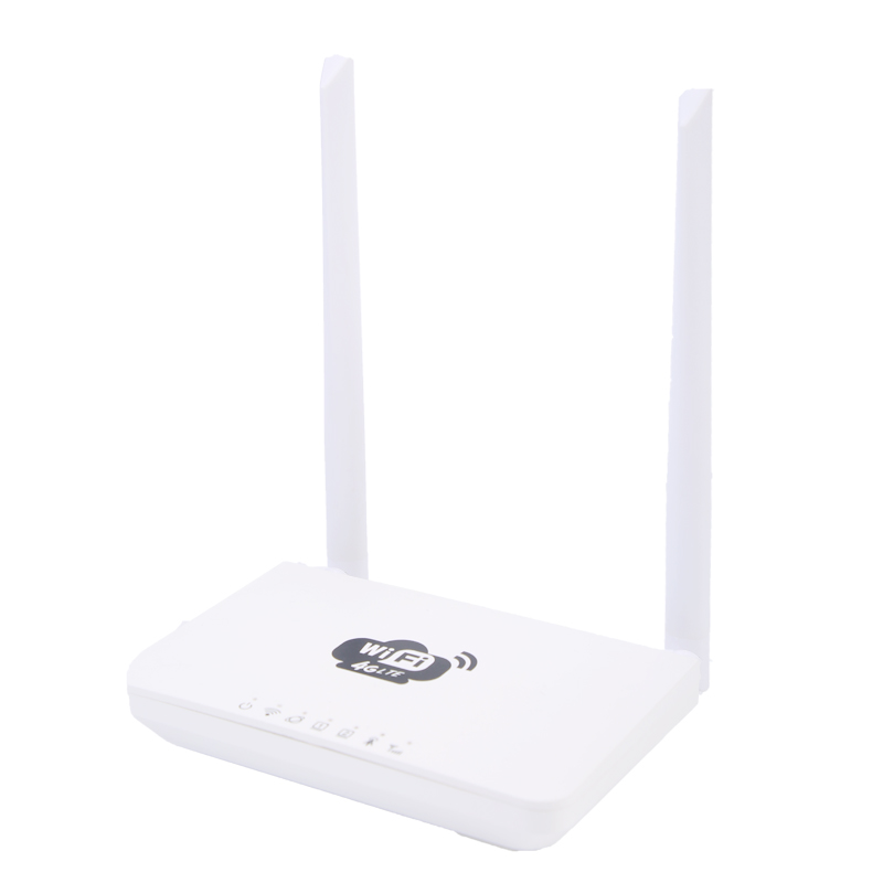Aufstrebend Wifi Router 4g Lte 300 Mbps Home Wireless Router Cpe 2,4 Ghz Ieee 802.11b/g/n Router Modern Und Elegant In Mode