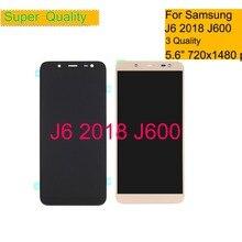SAMSUNG J600 сенсорный сборе