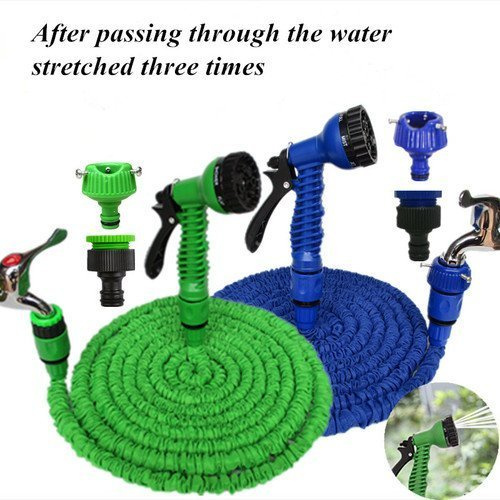 Car Washing Cleaning Lawn Sprinkle Tools Expandable Hose Garden Water Sprayers Gun For Watering Lawn Hose Spray Water Nozzle Gu