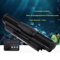 110 240V Cross Flow Aquarium Pump Wave Pump 5 Flow Model CP 55 for Fish Tank Wireless Master Slave Pump Control Wave Maker