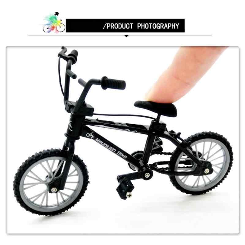 Мини-Пальчиковый BMX велосипед в сборе модель велосипеда Игрушки для мальчиков гаджеты Пальчиковый велосипед для детей мальчик игрушка велосипед запчасти