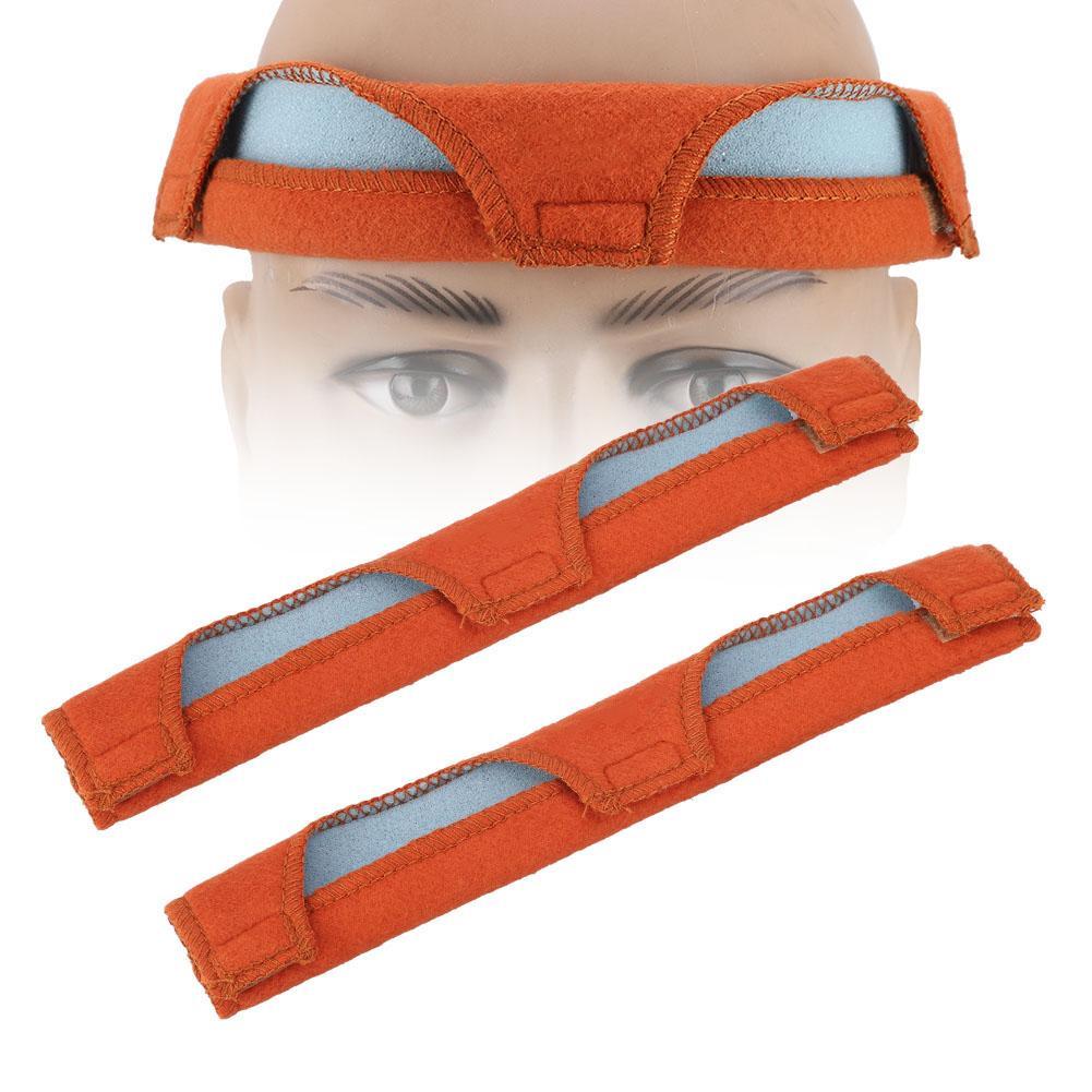 2 Teile/satz Harte Hut Schweißen Schweiß Band Air Kissen Schweißband Helm Tröster Pad Mild And Mellow Schutzhelm Sicherheit & Schutz