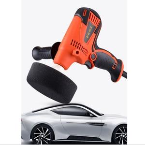 Image 4 - Accessoires de voiture Machine à polir électrique voiture épilation ponceuse polissage Automobile lavage polisseuse outil réglable vitesse outil