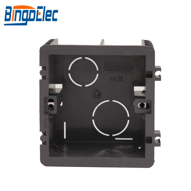 Marvelous Fire Resistant Plastic Switch Socket Mounting Box Wall Box Wall Wiring 101 Vihapipaaccommodationcom