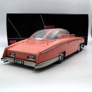 Image 3 - 1/18 AMIE עבור רול ~ רוי ליידי פנלופה של Thunderbirds FAB1 FAB 1 שרף צעצועי דגמי מכוניות קישוט