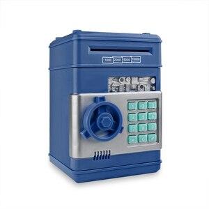 Image 3 - Youool 전자 돼지 저금통 ATM 비밀 번호 돈 상자 현금 동전 저장 ATM 은행 안전 상자 자동 스크롤 종이 지폐 아이를위한 선물