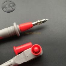 Измерительный щуп ручка 10А никелированный латунный PA нейлоновый корпус высокопрочный нейлон