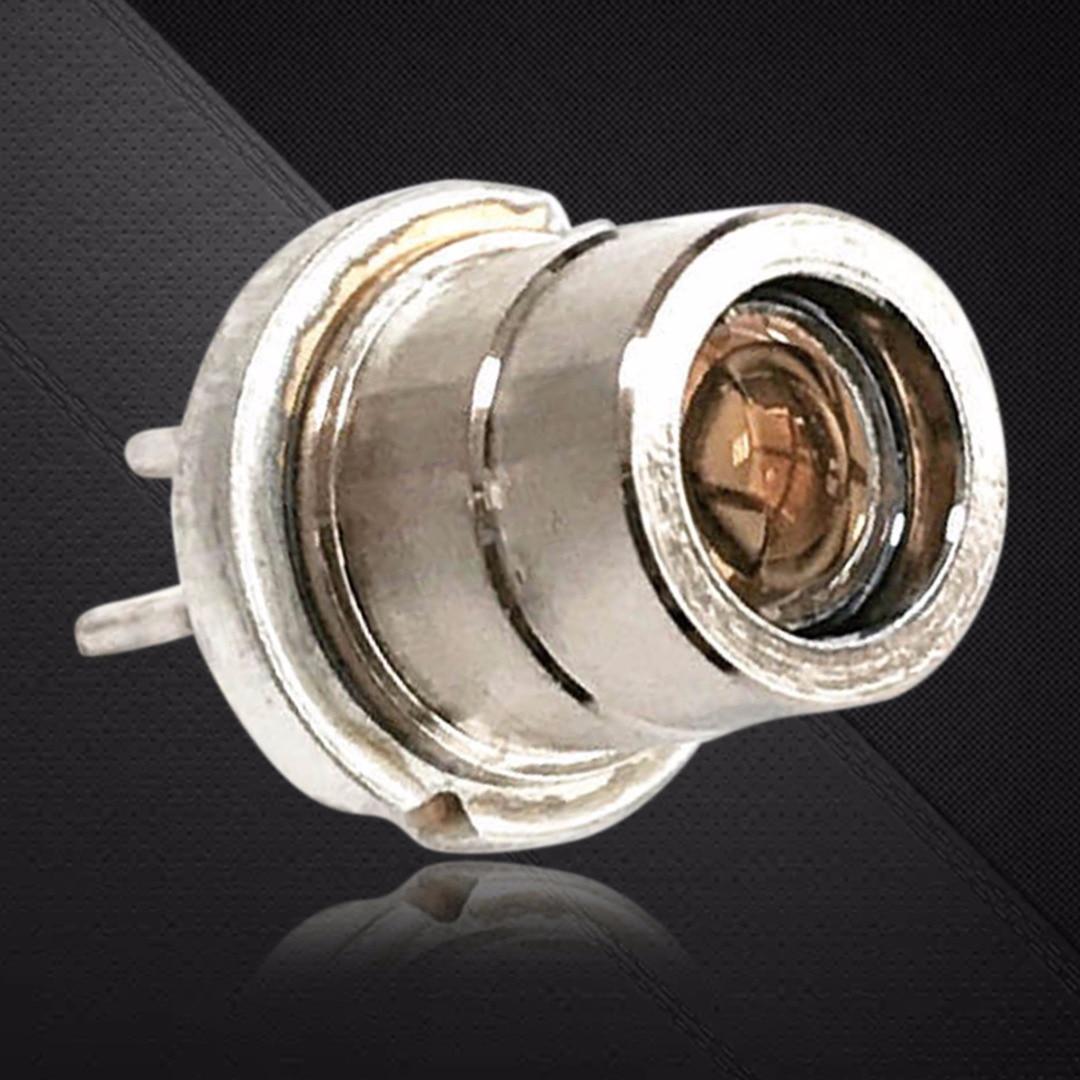 NUBM08 450nm 4.75W High Power Blue Laser Diode / Recorder LD With Lens / Tin Needle /Burner LD W/Lens/Tin-pin