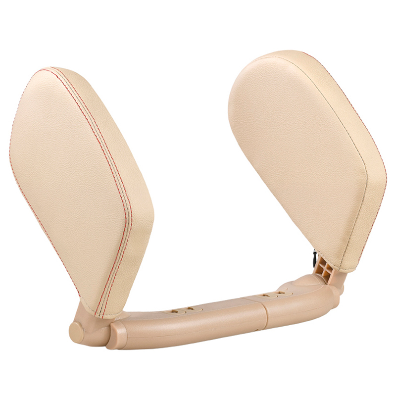 Image 3 - Car Seat Headrest Travel Rest Neck Pillow Support Solution For Kids And Adults Children Auto Seat Head Cushion Car Pillow-in Neck Pillow from Automobiles & Motorcycles