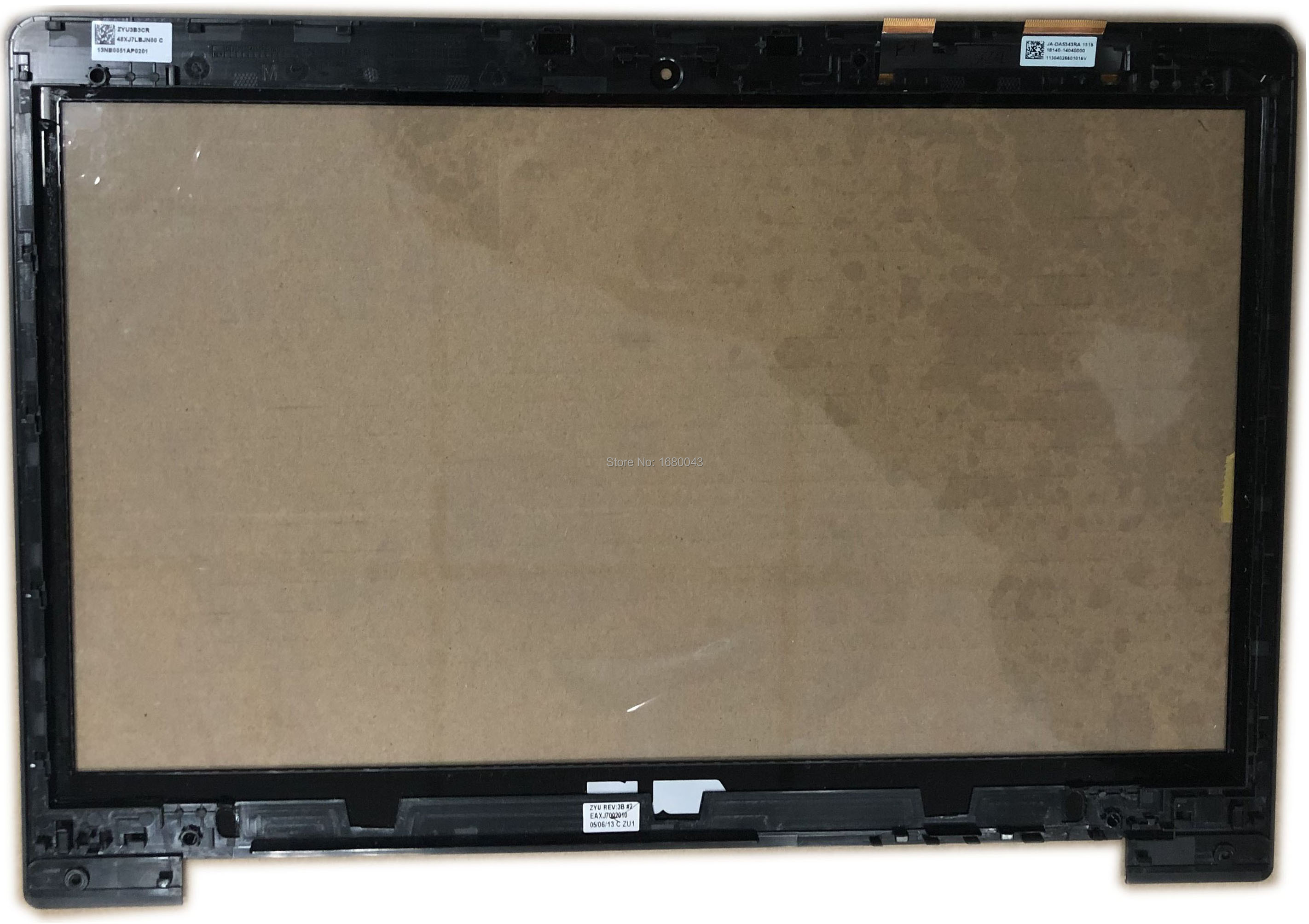 "New  Digitizer Touch Screen Glass /& Bezel For 11.6/"" Asus VivoBook X202E Q200E"