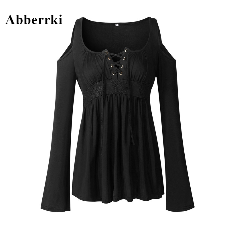 Spring And Summer Casual Shirt Women Long Sleeve Tshirt