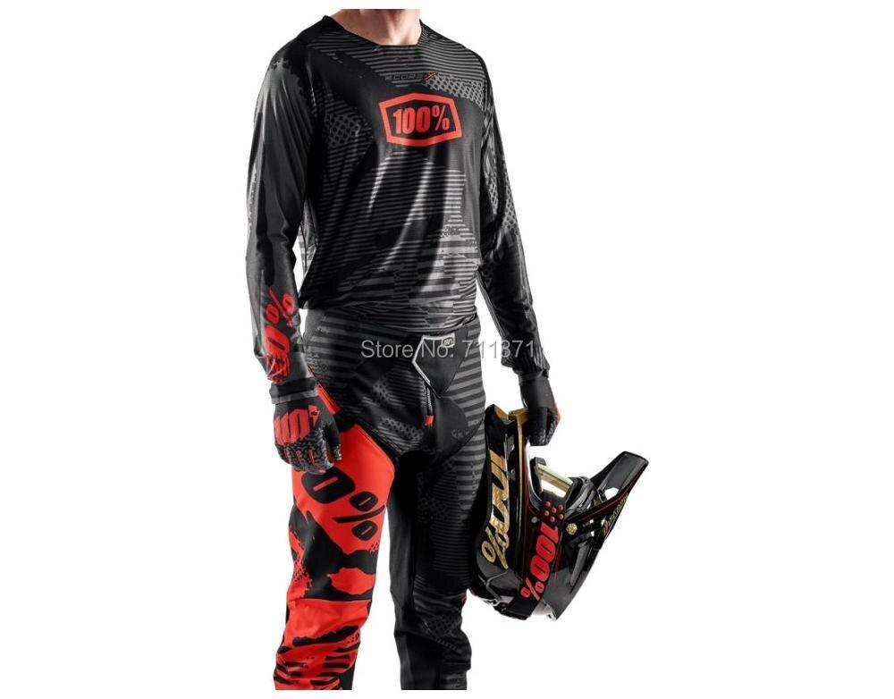 R-CORE RACE Wear Jersey Pantalon Combo pour KTM Motocross Dirt Bike Off-Road MX Gear Set