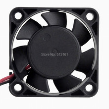 10 Pieces/lot 40x40x10mm 12V 2Pin Computer Case Ball Bearing DC Cooling Fan 40mm