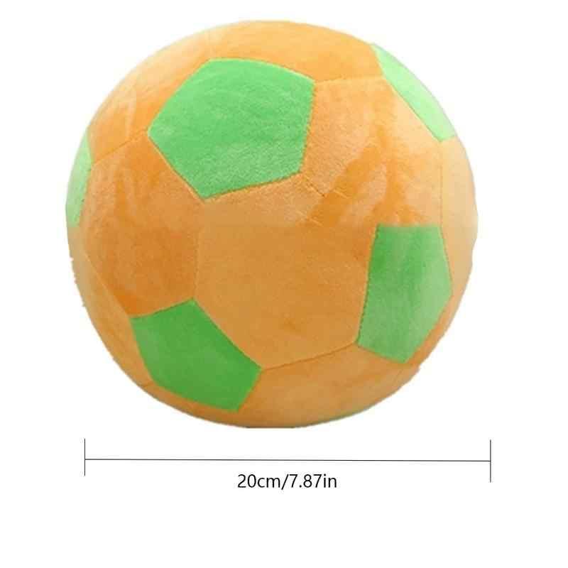 Новая мода моделирование плюшевый футбол Бросок Подушка игрушка шар с сюрпризом инновационная игрушка в форме футбольного мяча мягкая плюшевая кукла детский подарок