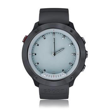 M5 Smart Watch Transparent Screen Smart Band Ip68 Waterproof Heart Rate Monitor Hybrid Smart Wristband