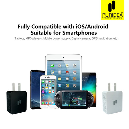 Image 5 - PURIDEA Travel USB Charger Single Output 5V 1A for iPhone XS Max for S10-in Mobile Phone Chargers from Cellphones & Telecommunications