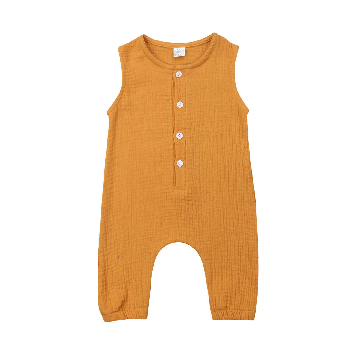 2019 Newest Style Newborn Infant Toddler Baby Girl Boy Spring Summer Adorable Romper Jumpsuit Outfits Clothes 0-18months