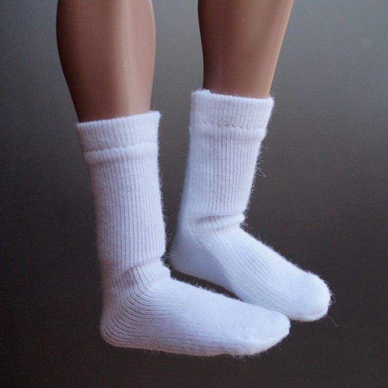 "1 Pair 1//6 Scales Socks Model Mini Toy For 12/"" Action Figures Toy Unisex"