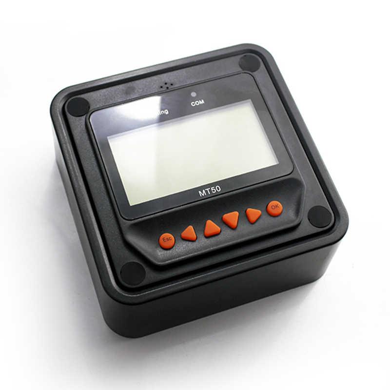 Miernik zdalny wyświetlacz MT-50 dla EPever EPsolar MPPT regulator ładowania słonecznego tracer-an tracer-bn TRIRON XTRA viewstar-au BN Series