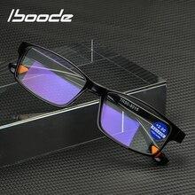 Iboode TR90 ультралегкие очки для чтения с защитой от синего излучения, очки для дальнозоркости, дальнозоркости+ 1,5 2,5 3,5