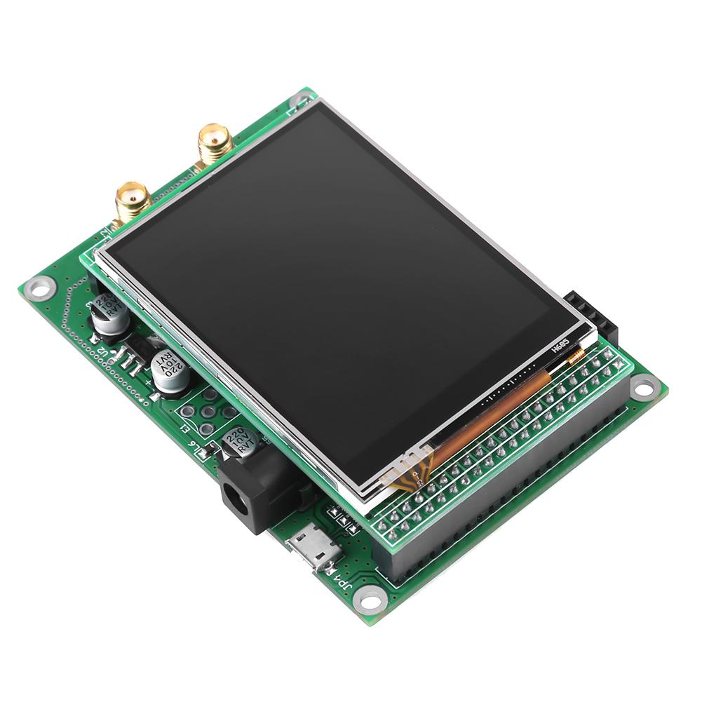 Generator Module RF Sweep Signal Source Generator Board 35M to 4 4G STM32 TFT Touch LCD