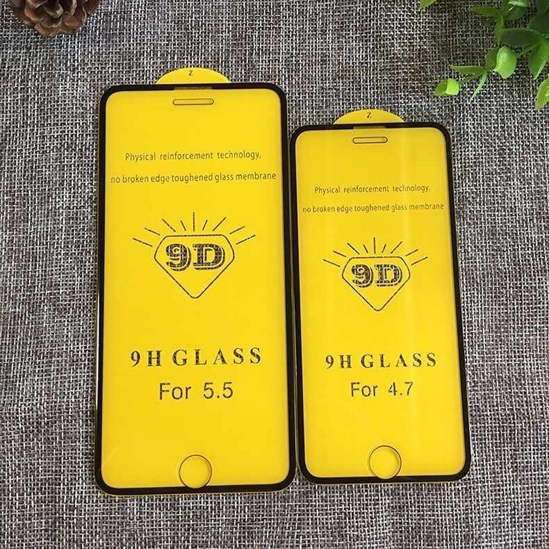 9D מגן זכוכית עבור IPhone 6 6S 7 8 בתוספת זכוכית על עבור Iphone 7 6 8 X XR XS מקסימום מלא מסך מגן זכוכית מסך הגנה