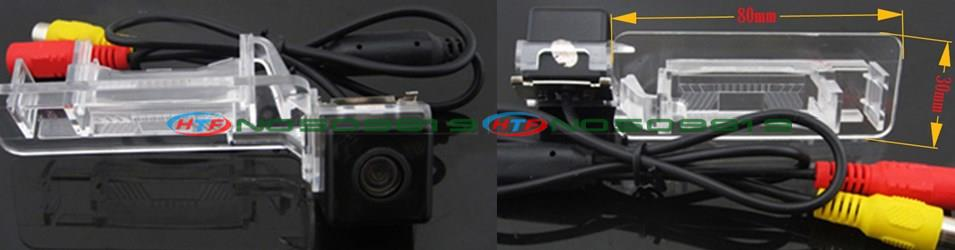 Drahtlose ccd Auto rückfahrkamera für sony HD Mercedes Benz Viano ... 8d22933292