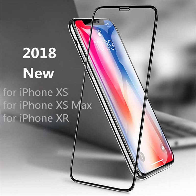 9H Hardness Anti Scratch Screem Film For iphone XS Full
