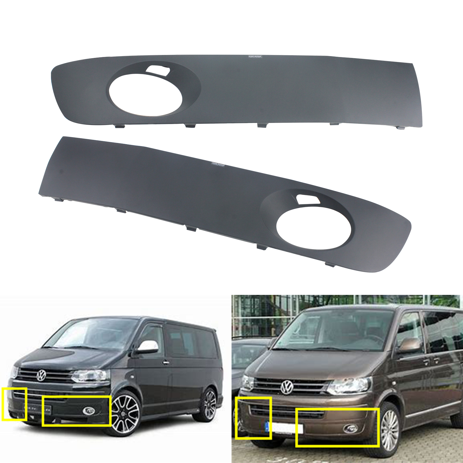 VW T5 CARAVELLE Magnetic Car Seat Cushion Protector Pad Therapy Health