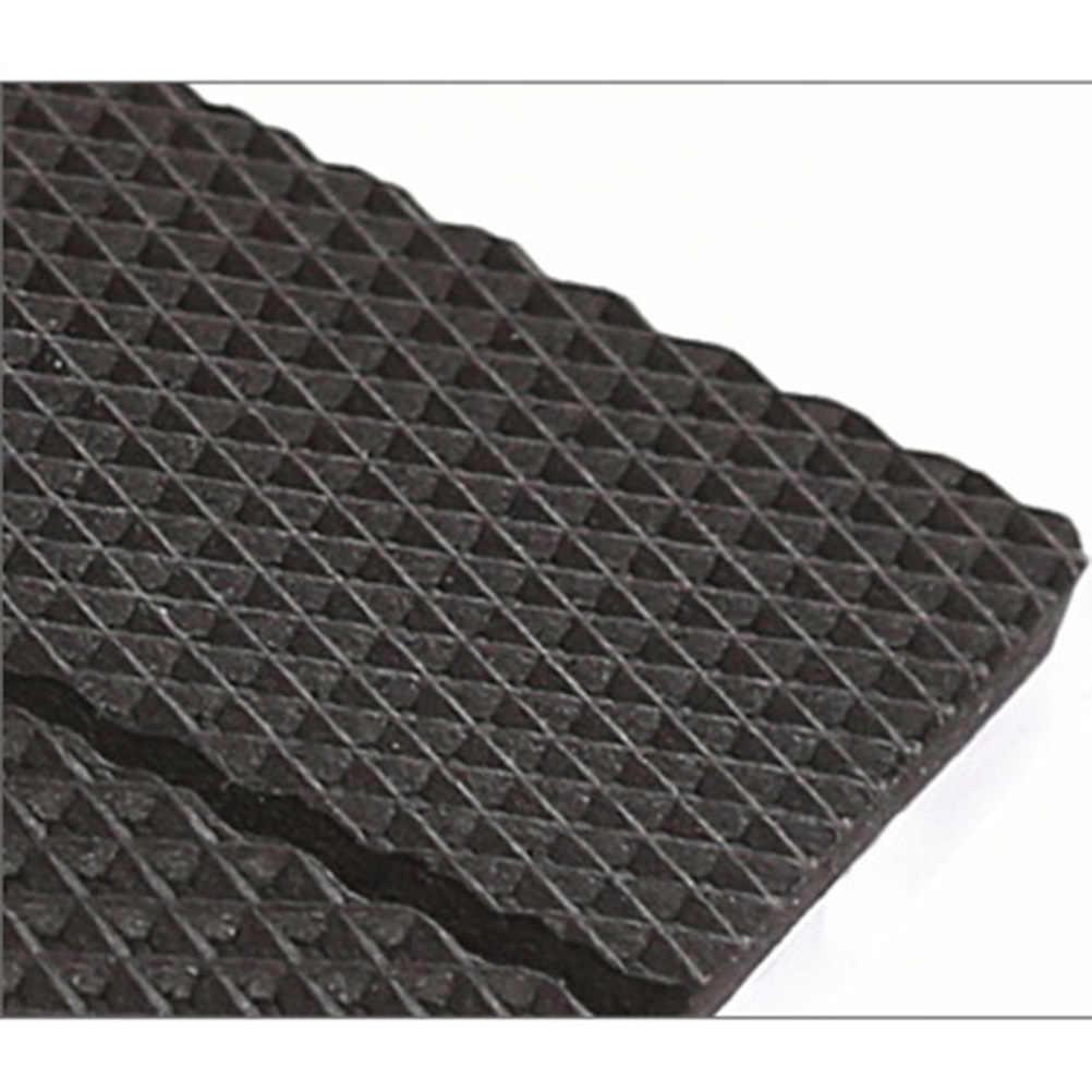 2 pcs Pés De Mesa Mat Non-Slip Silencioso Pegajoso Antifricção Perna Pés de Fundo Capa Protetores de Piso para a Tabela De Móveis cadeira Cama