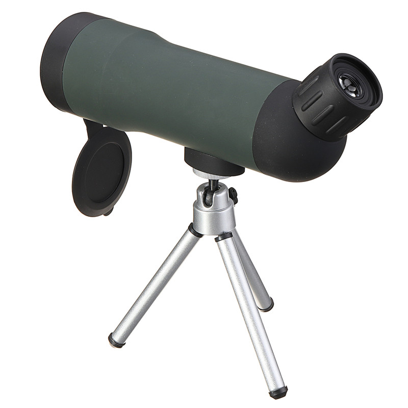 Outdoor <font><b>20x50</b></font> Zoom High Definition <font><b>Monocular</b></font> Telescope Night Version Spotting Scope With Portable Tripod image