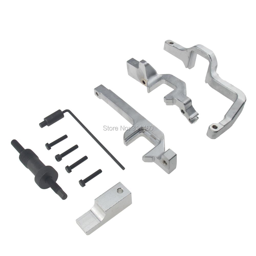 US $49 6 9% OFF|Engine Camshaft Timing Tool Kit For BMW MINI Cooper 1 4 1 6  N12 N14 engine Valvetronic timing For Citroen C4/Peugeot 207 308 on