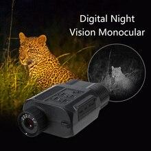 Цифровая инфракрасная монокулярная камера ночного видения 2.6X зум 200 м ночной диапазон диких животных прибор для наблюдения