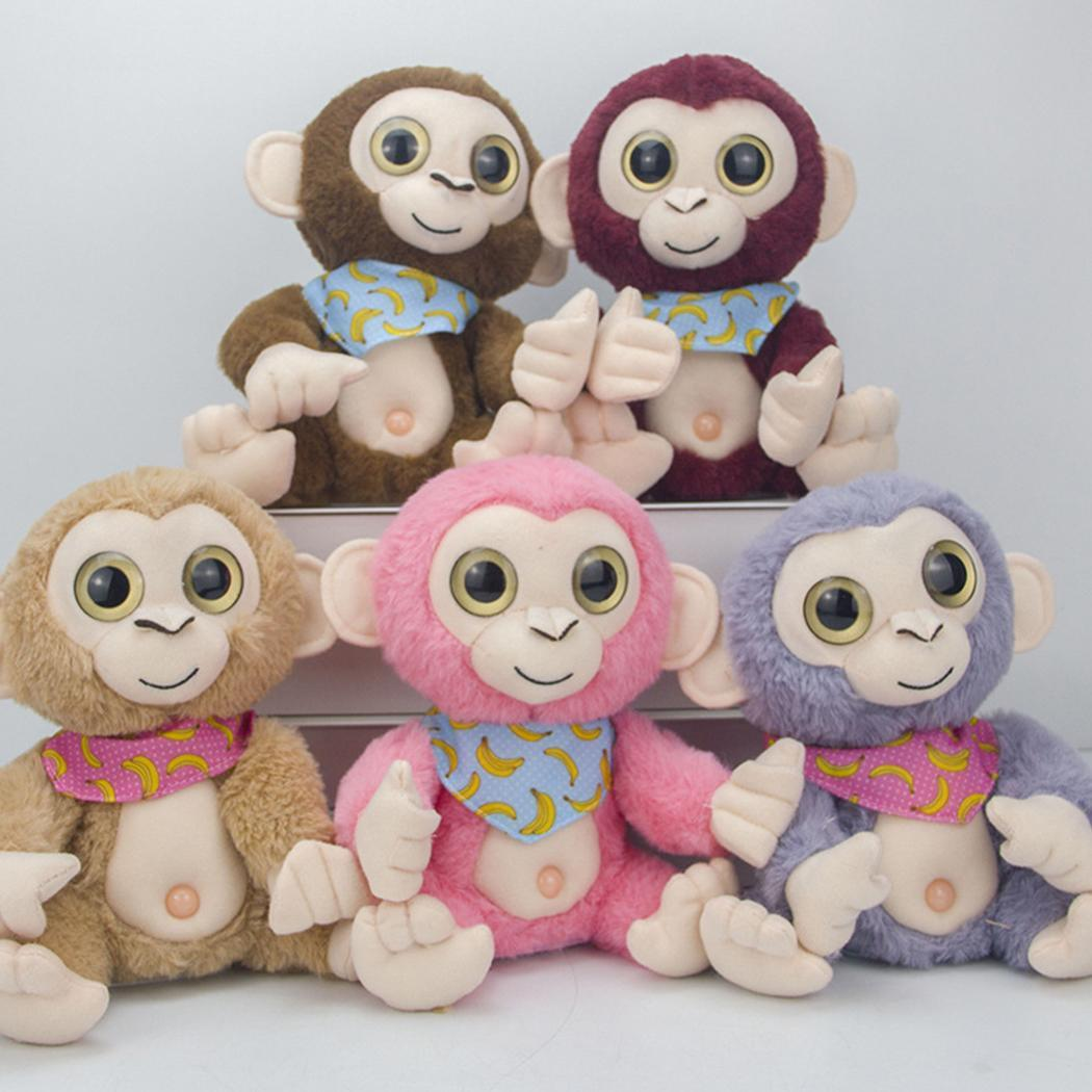 Creative Mimicry Pet Talking Monkey Repeats What You Say!