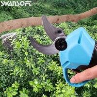 Electric Pruning Scissors 0 25mm Lithium battery cordless vine pruning tool,garden pruner