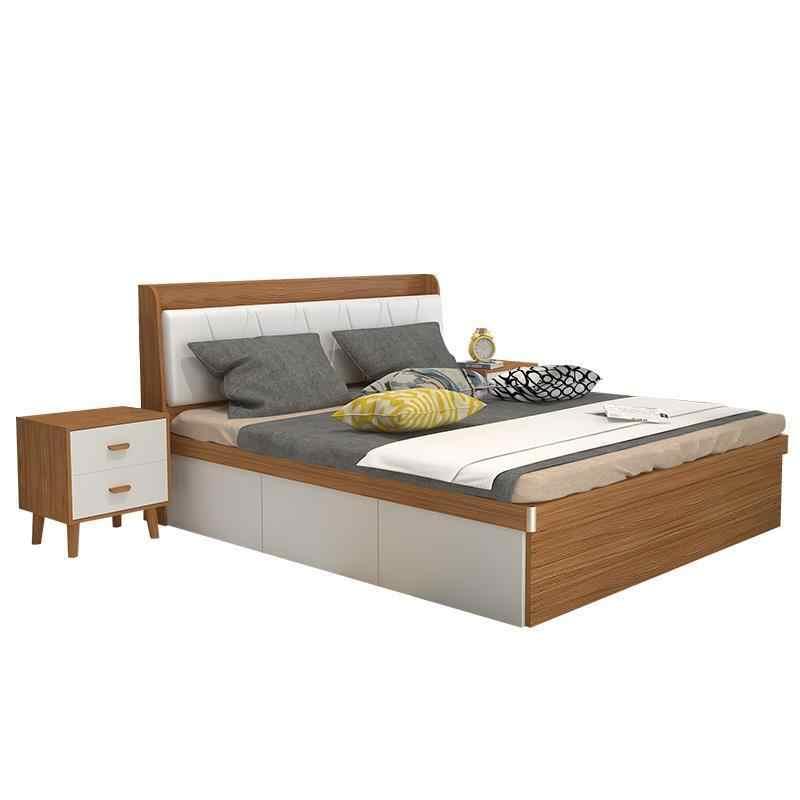 Box Modern Single Letto A Castello Yatak Odasi Mobilya Totoro Recamaras Moderna bedroom Furniture Cama Mueble De Dormitorio Bed
