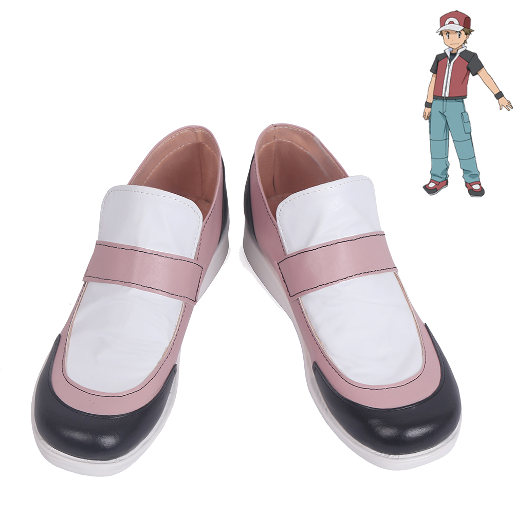 Pokemon Pocket Monsters Cosplay Shoes Boots