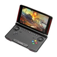X18 Andriod Handheld Game Console 5.5 inch Quad Core 2G+16G Game Player Tripod accessory system with side mounting 152*95*22mm