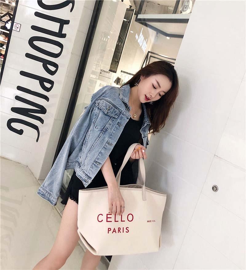 Automne Lâche Streetwear Chaqueta Nouvelle Base Denim Femmes Outwear De Veste Printemps Femme Mujer Bleu Jeans Nicemix Manteau 5wp6Px77q