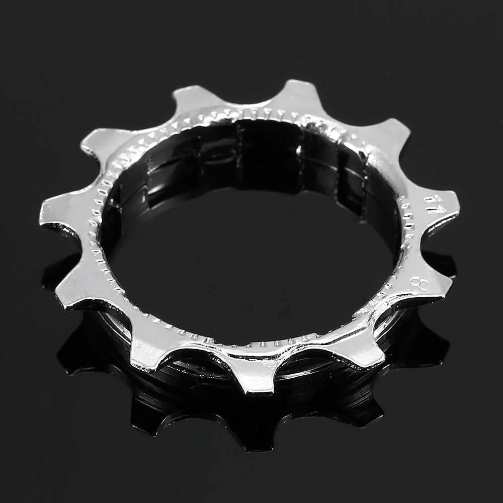 Bike Cassette Cog MTB Road Bike Freewheel Sprocket Cycling Bicycle Cassette Fixed Gear 8S / 9S / 10S / 11S / 11T / 13T