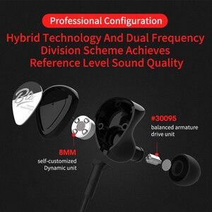 Image 5 - Kz Bte 1dd + 1ba casque Bluetooth casque sans fil casque/Aptx sport Hifi basses casque pour téléphones et musique
