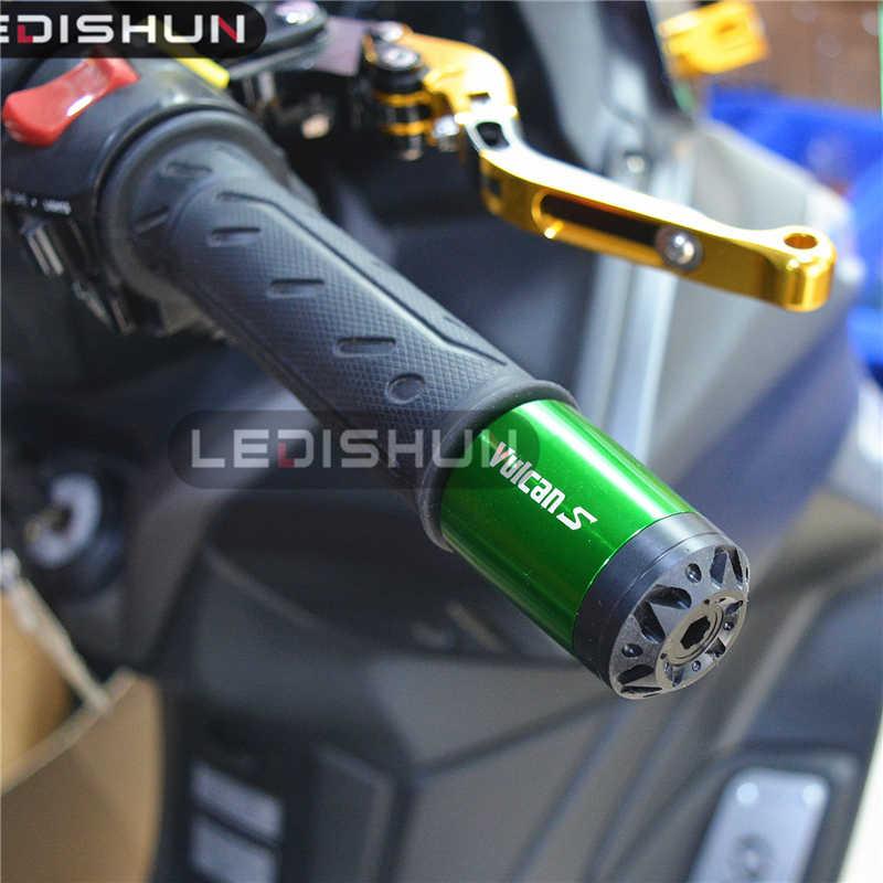 Мотоцикл с ЧПУ для KAWASAKI VN 650 VULCAN S 650 Vulcan S 2015 2016 2017 2018 2020 19 18 ручки на руль концы крышки
