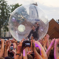 Бесплатная доставка 2,5 м 0,8 мм ПВХ надувные надувной шар для ходьбы по воде человека хомяк мяч Зорб мяч пластик мяч воды танец шар игры
