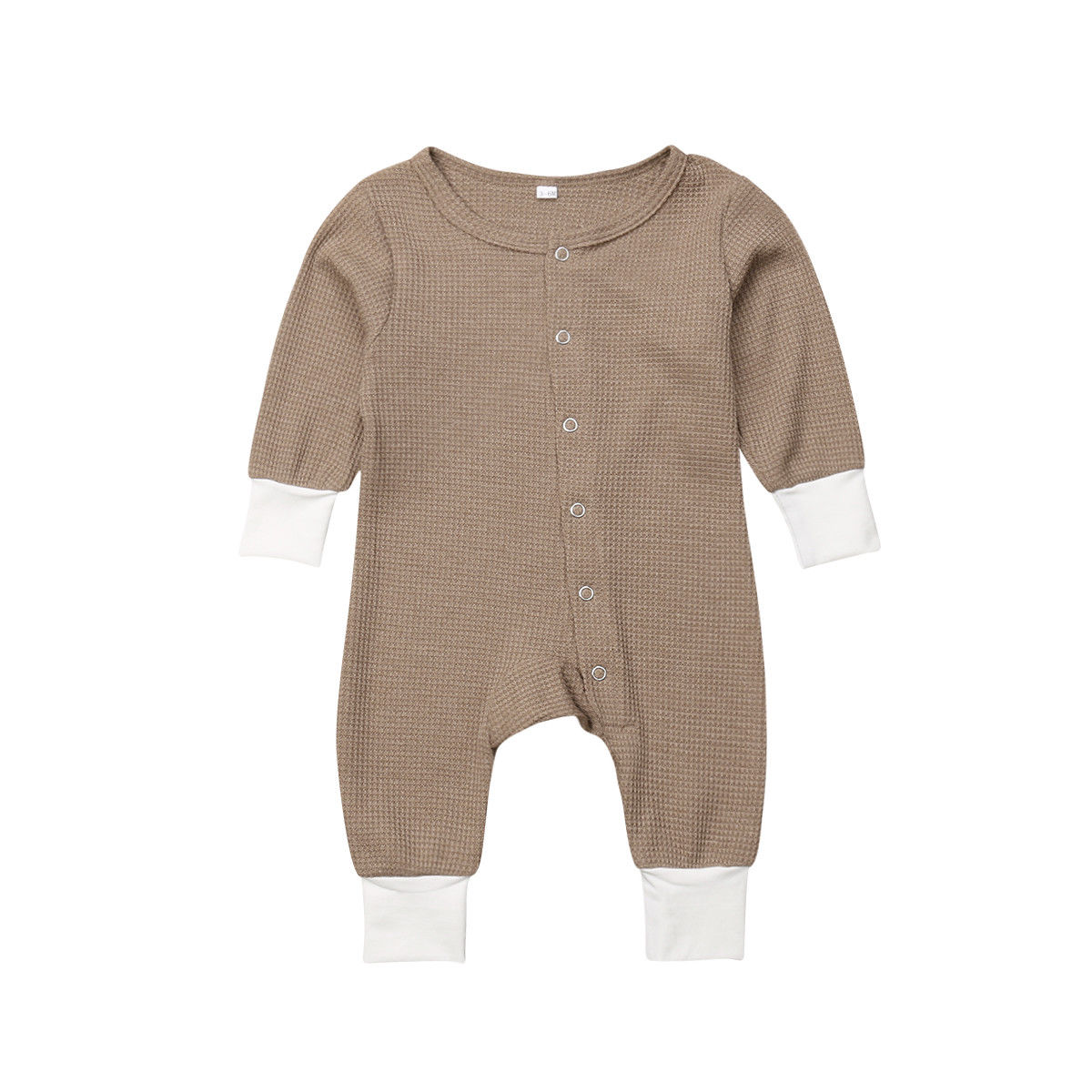 Infant Kids Toddler Baby Girl Boy Clothes Knitted Romper Jumpsuit Outfit Autumn Casual Baby Clothing Rompers Choice Materials