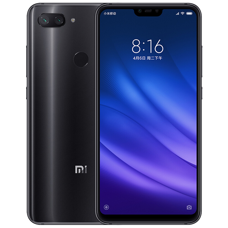 "Xiaomi 8 Lite 4GB 64GB Smartphone Global Version Snapdragon 660 Octa Core 3350mAh MIUI 10 OTA 24MP Camera 6.26"" FHD+ Smartphone"