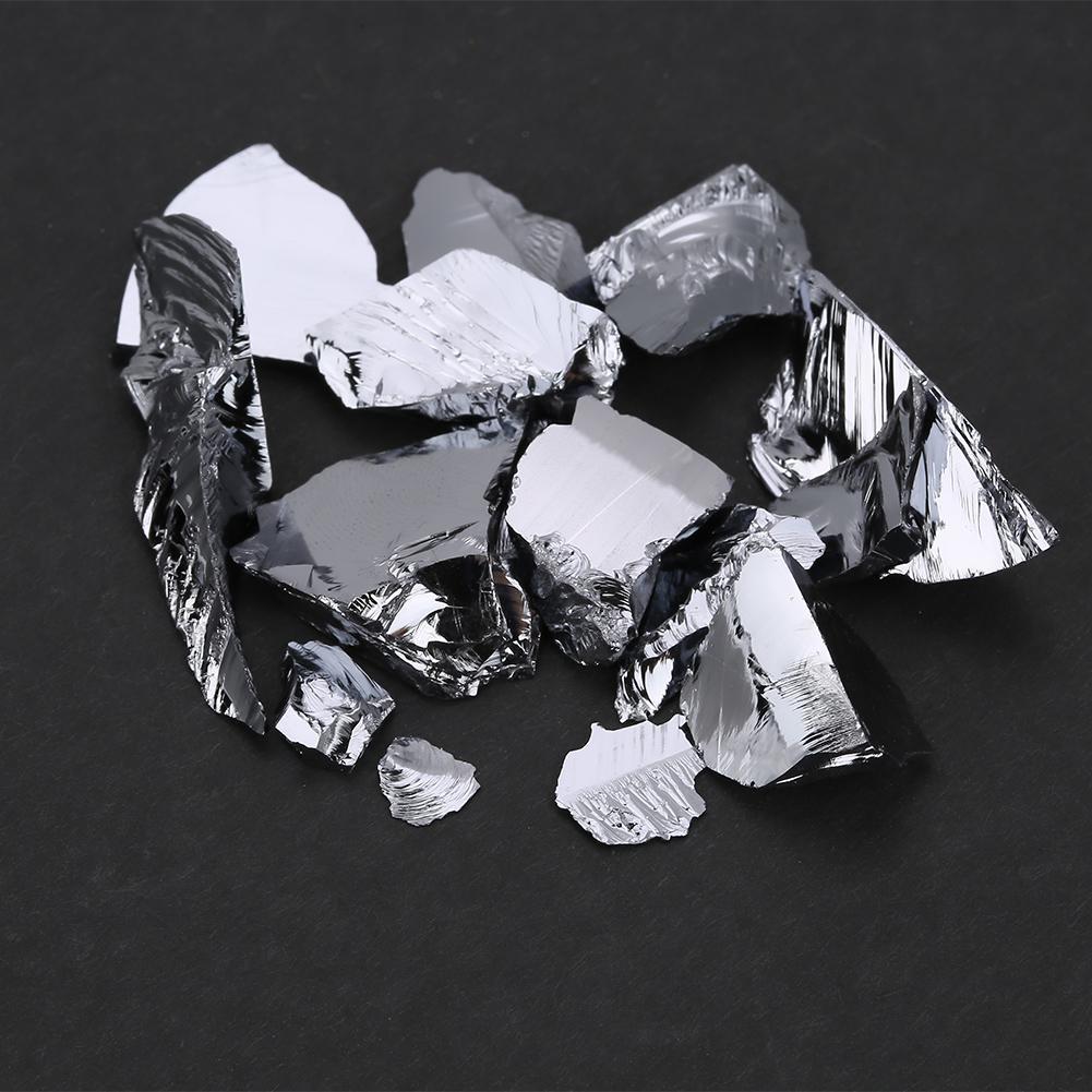 99.95/% W 10mm cubo de oro de lingotes dorado Wolfram