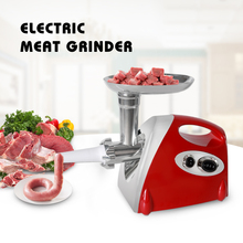 Multifunction Household Meat Grinder Sausage Stuffer Mincer Kibbe Hamburger Machine Kitchen Accessories Commercial Ground Grind multifunctional commercial stainless steel electric meat grinder machine small business ground meat machine mincer machine