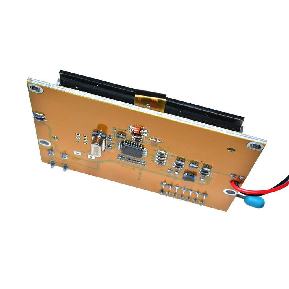 LCR-T4 Mega328 tester próbnik elektroniczny dioda trioda pojemność miernik parametru ESR MOS PNP/NPN M328 z kondensatorem ESR testowanie dla Arduino Diy