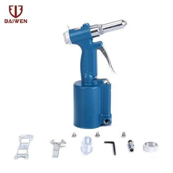 Air Hydraulic Riveter For Fixing Rivet Professional Pneumatic Tool