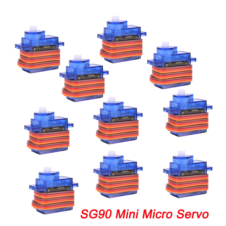 TowerPro MG92B Digital Mini Servo Motor 3.5kg//cm 4.8V 180 360 Arm Flux Workshop